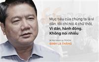 Bí thư Thành ủy Đinh La Thăng và những điều làm nức lòng người Sài Gòn trong 15 ngày qua
