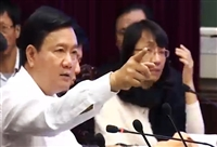 Cách chức Tổng giám đốc mua toa xe Trung Quốc qua sử dụng