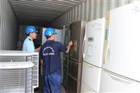 Thủ tục nhập khẩu tủ lạnh và máy giặt từ Trung Quốc