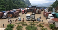 Thủ tục đóng ghép hàng quá cảnh với hàng xuất nhập khẩu